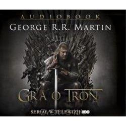 Gra o tron - audiobook (CD) - George R. R. Martin