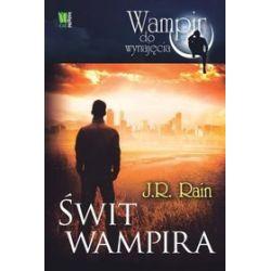 Świt wampira - J.R. Rain