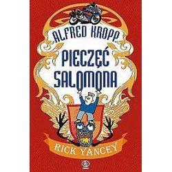 Alfred Kropp i pieczęć Salomona tom 2 - Rick Yancey