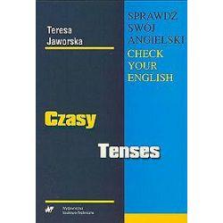 Czasy -Tenses - Teresa Jaworska