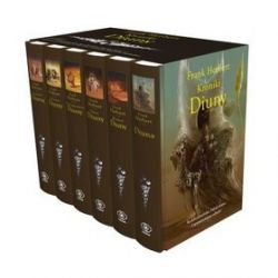 Pakiet Kroniki Diuny - Frank Herbert