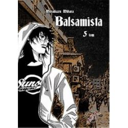 Balsamista - tom 5 - Mitsukazu Mihara