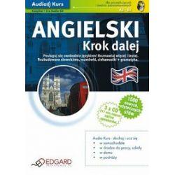 Angielski Krok dalej + 3 Audio CD