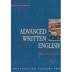 Advanced Written English - Robin Macpherson