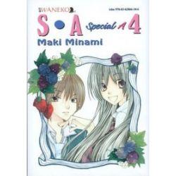 Special A - tom 4 - Maki Minami
