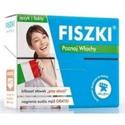 Fiszki. Język włoski - Poznaj Włochy