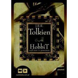 Hobbit - książka audio na CD (CD) - J. R. R. Tolkien
