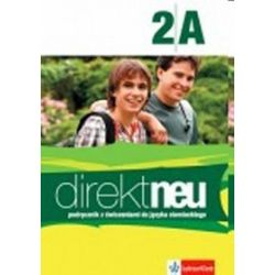 Direkt neu 2A - podręcznik na CD (CD)