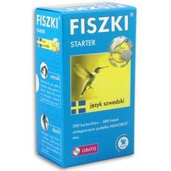 Fiszki. Język szwedzki - Starter - Patrycja Wojsyk