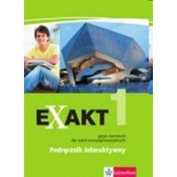 Exakt 1. Podręcznik interaktywny (CD)