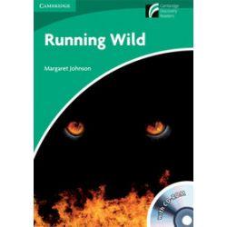 CDR 3 Running Wild with CD-ROM/Audio CD - Margaret Johnson