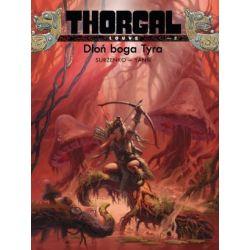 Thorgal. Louve Dłoń boga Tyra - tom 2 - Yann