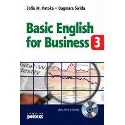 Basic english for business 3 - Zofia M. Patoka, Dagmara Świda