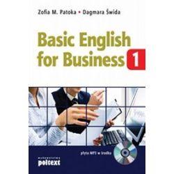 Basic English For Business 1 - Zofia M. Patoka, Dagmara Świda
