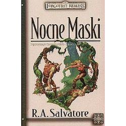 Nocne Maski. Pięcioksiąg Cadderly'ego 3 - R.A. Salvatore