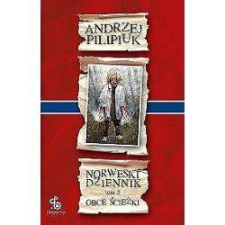 Norweski dziennik tom 2: Obce ścieżki - Andrzej Pilipiuk