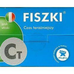 Fiszki. Język włoski - Czas teraźniejszy