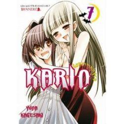 Wampirzyca Karin - tom 7 - Yuna Kagesaki