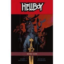 Hellboy. Dziki gon - tom 9 - Mike Mignola