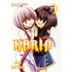 Wampirzyca Karin - tom 3 - Yuna Kagesaki