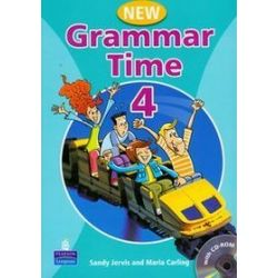 New Grammar Time 4 with CD
