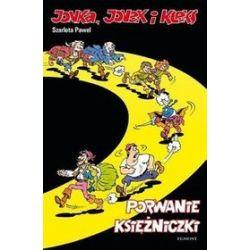 Jonka Jonek iKkleks porwanie księżniczki - Pawel Szarlota