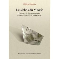 Les echos du Monde - Elżbieta Biardzka