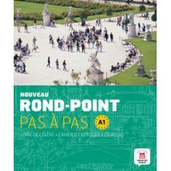 Rond-Point Pas a Pas podręcznik A1