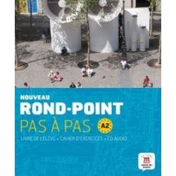 Rond-point Pas a pas podrecznik A2