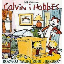 """Calvin i Hobbes. Rozwój nauki robi """"brzdęk"""" - tom 6"""