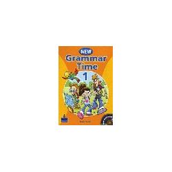 Grammar Time 1. Student`s Book with multi-ROM - Sandy Jervis