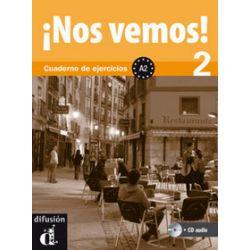Język hiszpański. Nos vemos! ćwiczenia+CD A2