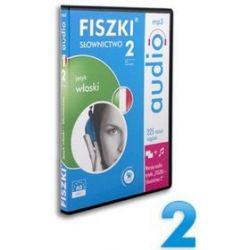 Fiszki audio. Język włoski - Słownictwo 2 (CD) - Patrycja Wojsyk