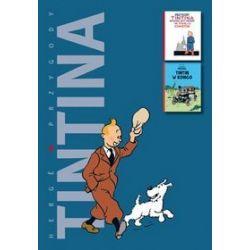 """Przygody Tintina. Przygody Tintina reportera """"Petit vingtieme"""" - Herge"""