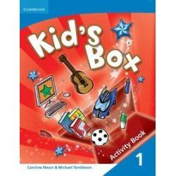 Kids Box 1 Activity Book + CD