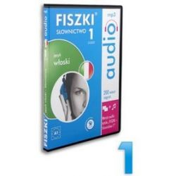 Fiszki audio. Język włoski - Słownictwo 1