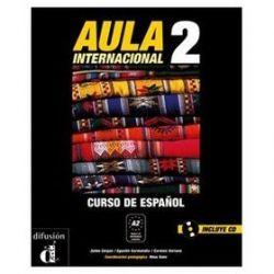 Język hiszpański. Aula Internacional 2, szkoła średnia