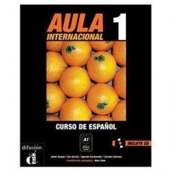 Język hiszpański. Aula Internacional 1, szkoła średnia