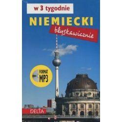 Niemiecki błyskawicznie w 3 tygodnie na CD