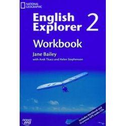 Język angielski. English Explorer 2 - Workbook, gimnazjum