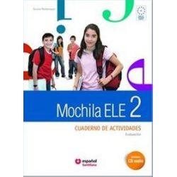 Język hiszpański. Mochila 2 ćwiczenia + CD audio + portfolio, gimnazjum