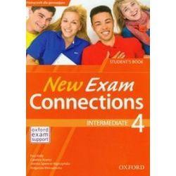 Język angielski. New Exam Connections 4 Intermadiate Student's book - Paul Kelly, Caroline Krantz, Joanna Spencer-Kępczyńska