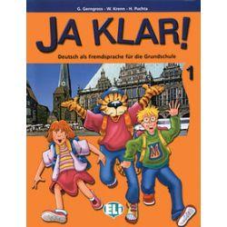 Język niemiecki, Ja klar! - podręcznik, klasa 1, szkoła podstawowa