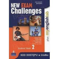 Język angielski. New Exam Challenges 2 - podręcznik, gimnazjum