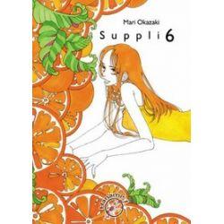 Suppli. Komiks z kraju Kwitnącej Wiśni - tom 6 (tylko dla dorosłych) - Okazaki Mari