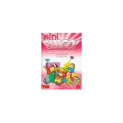Język angielski, MiniBingo! - podręcznik, przedszkole 5-6 lat - Anna Wieczorek
