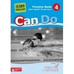Język angielski, Can Do 4 - Practice Book, gimnazjum
