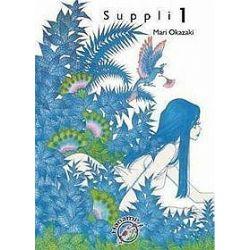 Suppli. Komiks z kraju Kwitnącej Wiśni - tom 1 (tylko dla dorosłych) - Mari Okazaki