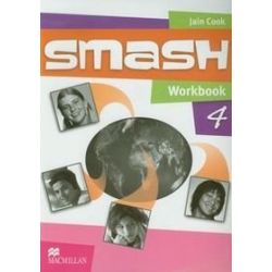Język angielski. Smash 4 Workbook, klasa 4-6, szkoła podstawowa