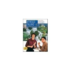 Język włoski. Affresco italiano A1 Podręcznik + 2 płyty CD